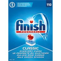 See more information about the Finish Powerball Classic Dishwasher (110 Tablets)