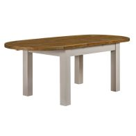 See more information about the Dovetale Extending Dining Table Grey & Oak 6/8 Seater