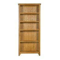 See more information about the Kansas Oak Bookcase 170cm