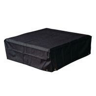 See more information about the Bosmere Modular Large Coffee Table Cover Black