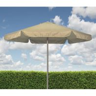 See more information about the Croft 2.2M Beige Aluminium Three Position Tilt Outdoor Garden Parasol