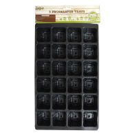 See more information about the Growing Patch 3 Pack Seed Tray Inserts With 24 Cells