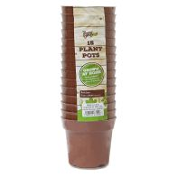 See more information about the Growing Patch 15 Pack 7cm Plant Pots