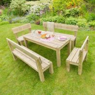 See more information about the Philippa Garden Furniture Set
