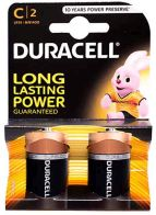 See more information about the 2 Pack Duracell C Size Alkaline Battery