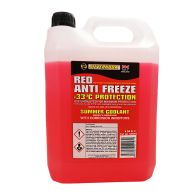 See more information about the Silverhook Anti Freeze Summer Coolant Red - 4.54L