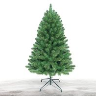 See more information about the 120cm (4 Foot) Green Majestic Fir 300 Tips Christmas Tree