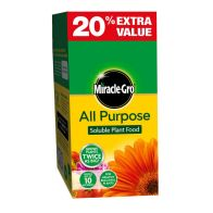 See more information about the Miracle Gro MiracleGro 1kg (+20% Extra Free) Plant Food