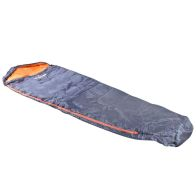 See more information about the Mummy Sleeping Bag - Single 150gsm
