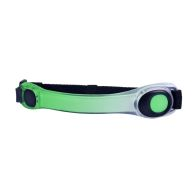 See more information about the LED Adjustable Arm Band - Green
