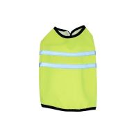 See more information about the Happy Pet Gear Yellow Hi Vis Dog Jacket (Size 10)