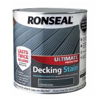 See more information about the Ronseal Decking Stain Charcoal Ultimate Protection 2 Litre & 25%