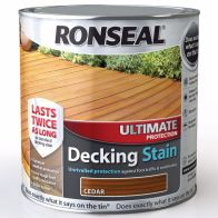 See more information about the Decking Stain Cedar Ultimate Protection 2 Litre & 25%