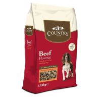 See more information about the Country Value Beef Dog Food (1.25kg)