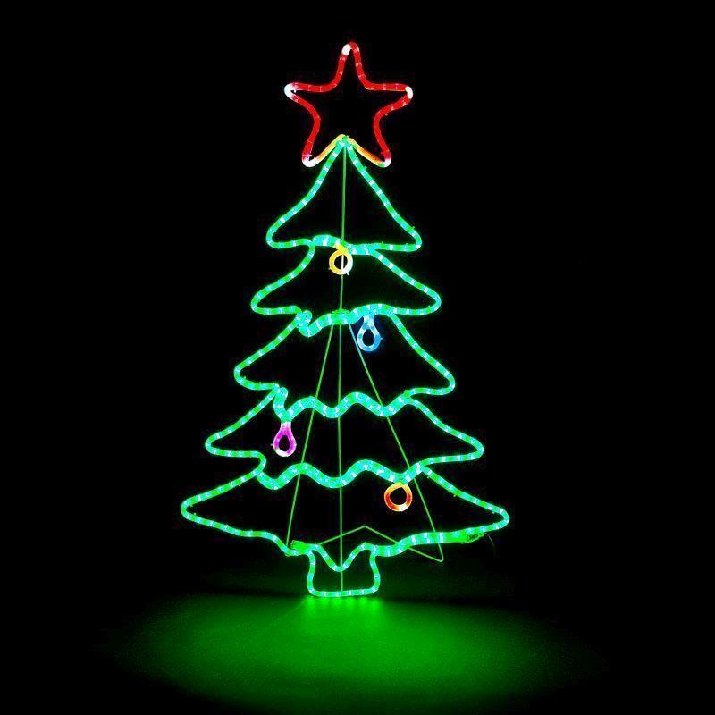 decorative christmas light zoom image