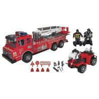 See more information about the Large Rescue Fire Truck Play Set