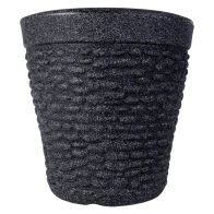 See more information about the 32cm Gibraltar Garden Planter Charcoal