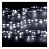 See more information about the 80 LED Cool White Indoor Static Fairy Lights Battery 4m