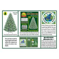 See more information about the 210cm (7 Feet) Santa Snow Pine 1440 Tips Christmas Tree