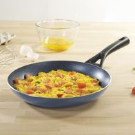 Pyrex Gusto Black Diamond Frying Pan 26cm