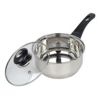 See more information about the Supreme Stainless Steel Saucepan 18cm