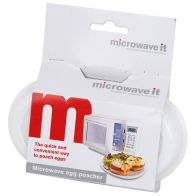 See more information about the Microwave It 2 Cup Egg Poacher