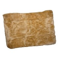 See more information about the Your Home 150 x 200cm Faux Fur Light Brown Throw