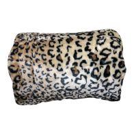 Your Home 150 x 200cm Animal Mink Tiger Skin Throw