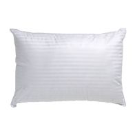 See more information about the Sleepworks Hotel Satin Stripe Cotton Percale Pillow