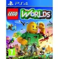 See more information about the LEGO Worlds (PS4)