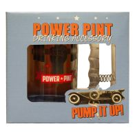 See more information about the Novelty Power Pint Drinking Accessory