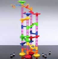 See more information about the 80 Piece Marble Run Race Set