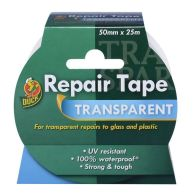 See more information about the Duck Transparent Repair Tape (50mm x 25m)