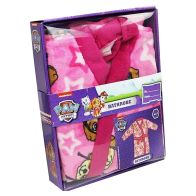 Dressing Gown Paw Patrol - 4 to 5 Years Pink
