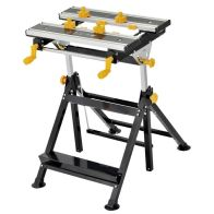 See more information about the Delux Adjustable Work Bench (74cm x 55cm x 73-102cm)