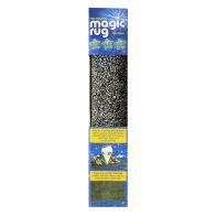 The Amazing Magic Rug Poly 45 x 70cm - Black & Cream