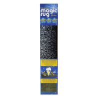 The Amazing Magic Rug Poly 45 x 70cm - Black & White