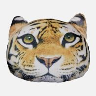 See more information about the 32cm Animal Plush Pillow - Tiger