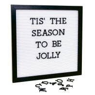 See more information about the Letter Board (30cm x 30cm) & 188 Black Symbols