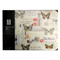 See more information about the Vintage Butterflies Placemats x 4