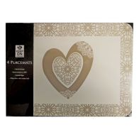 See more information about the Natural Heart Placemats x 4