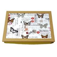 See more information about the Vintage Butterflies Lap Tray