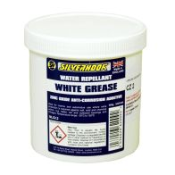 Silver Hook White Grease Zinc Oxide Anti-Corrosion Additive 500g