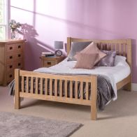 See more information about the Cotswold Oak Starter Bedroom Set