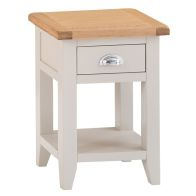 See more information about the Elsing Pine 1 Drawer Side Table
