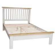 See more information about the Elsing Pine Double Bed 4ft 6in Painted Bed Frame