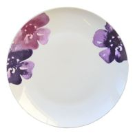 See more information about the Purple Bloom Dinner Plate