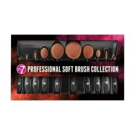 See more information about the W7 Professional Soft Brush 10 Piece Collection