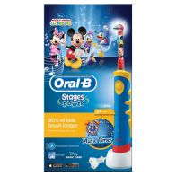 See more information about the Oral B Mickey Mouse Clubhouse Kids Electric Toothbrush