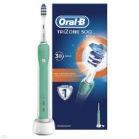 See more information about the Oral B Tri - Zone 500 Braun Toothbrush